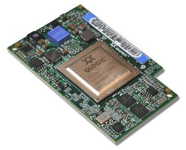 Qlogic 8GB Fibre Channel Expansion Card (ciov) For Ibm BladeCenter