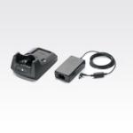 Zebra CRD5500-101UES mobile device charger Black Indoor