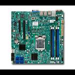 Supermicro X10SL7-F Intel C222 Express LGA 1150 (Socket H3) microATX motherboard