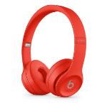 Apple Solo 3 Headphones Head-band Red
