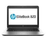 "HP EliteBook 820 G4 Notebook 12.5"" 7th gen Intel® Core™ i5 8 GB DDR4-SDRAM 256 GB SSD Silver"