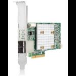 Hewlett Packard Enterprise SmartArray P408e-p SR Gen10 PCI Express 3.0 12Gbit/s RAID controller 804405-B21