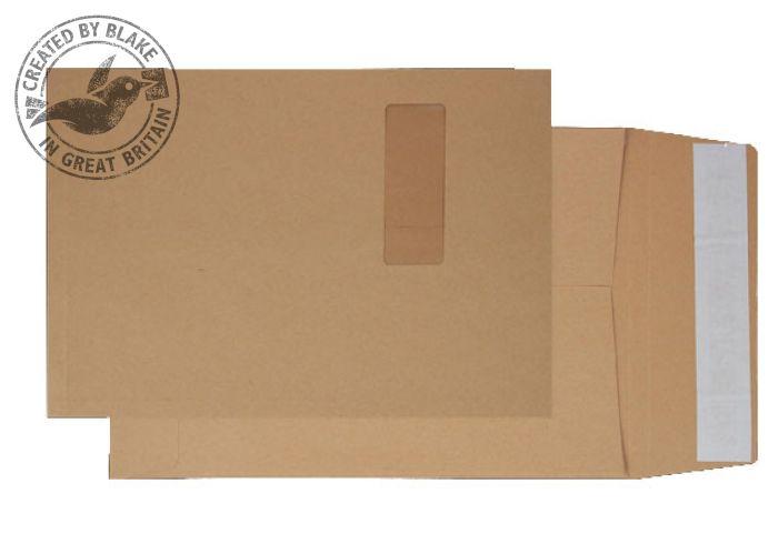 C4 Gusset Plain & Window Envelopes