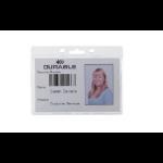 Durable 999108012 identity badge/badge holder 50 pc(s)