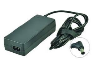 2-Power CAA0733G Indoor 40W Black power adapter/inverter