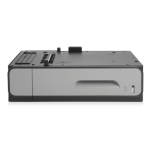 HP Officejet Enterprise 500-Sheet Input Tray