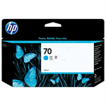 HP C9452A (70) Ink cartridge cyan, 130ml