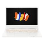 """Acer ConceptD CN314-72G-701F Notebook 35.6 cm (14"""") 1920 x 1080 pixels 10th gen Intel® Core™ i7 16 GB DDR4-SDRAM 512 GB SSD NVIDIA GeForce GTX 1650 Ti Max-Q Wi-Fi 6 (802.11ax) Windows 10 Pro White"""