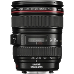 Canon EF 24-105mm f/4L IS USM Black