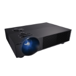 ASUS H1 LED data projector Ceiling-mounted projector 3000 ANSI lumens 1080p (1920x1080) Black
