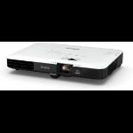 Epson EB-1780W Desktopprojector 3000ANSI lumens 3LCD WXGA (1280x800) Zwart, Wit beamer/projector