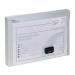 Snopake DocBox Pull-ring file storage box/organizer