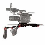 SHAPE FS5BR camera rig Aluminium Black