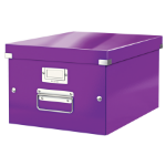 Leitz 60440062 Polypropylene (PP) Purple file storage box/organizer