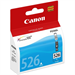 Canon 4541B010 (CLI-526 C) Ink cartridge cyan, 462 pages, 9ml
