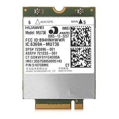 HP hs3110 HSPA + W10 WWAN Silver cellular wireless network equipment
