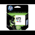 HP CN691AL Cian, Amarillo cartucho de tinta