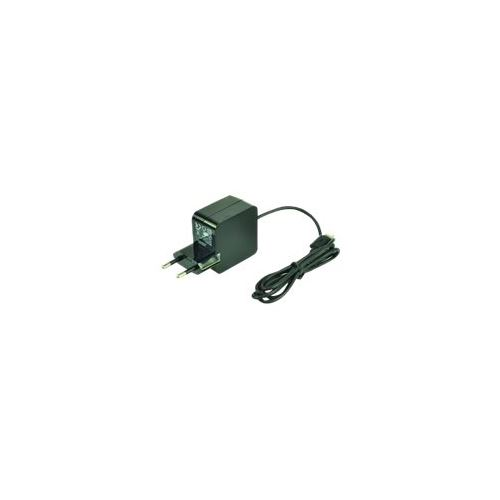 2-Power 2.1A Fixed Lead EU Plug AC Adapter