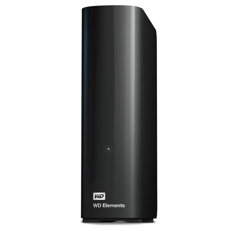 Western Digital WDBWLG0060HBK external hard drive 6000 GB Black