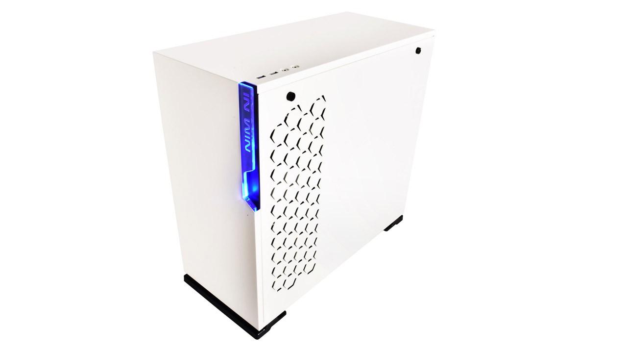 In Win 101 Midi-Tower White computer case