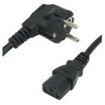 Cisco CAB-7KACE-UBR Black 2.5m CEE7/7 C13 coupler power cable