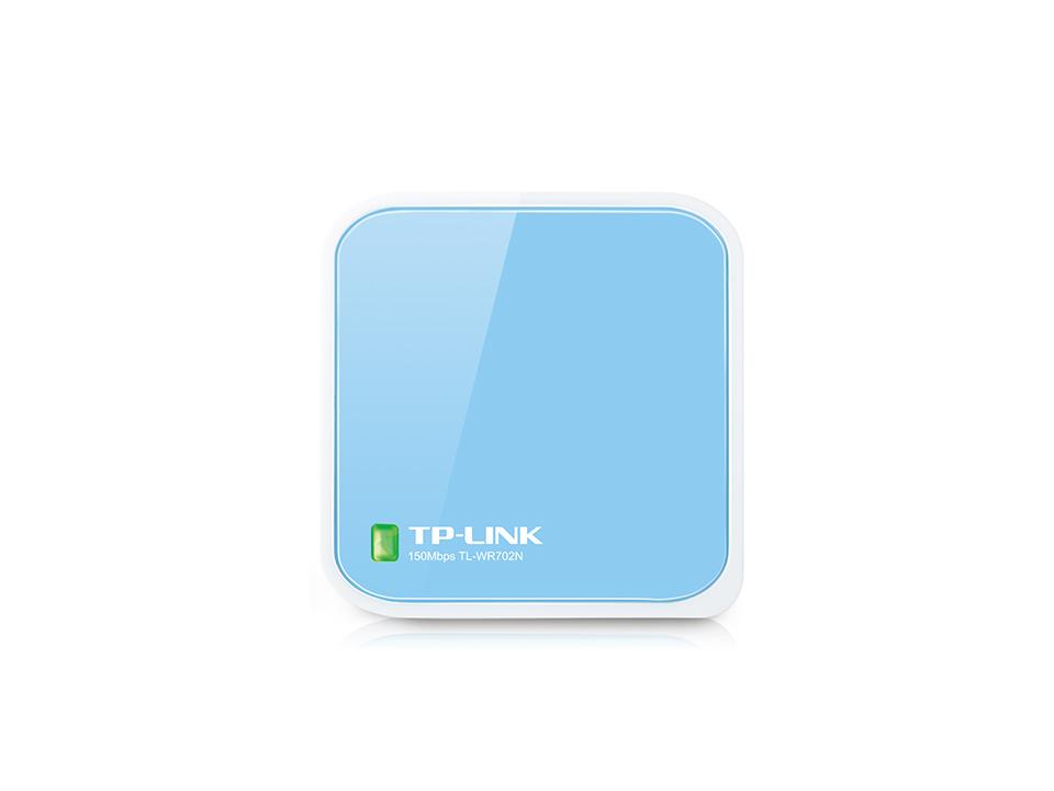 TPLINK TP-Link TL-WR702N N150 Travel Router AP