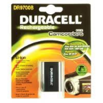 Duracell DR9700B rechargeable battery Lithium-Ion (Li-Ion) 1640 mAh 7.4 V