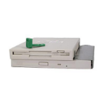 HP CD-ROM/Diskette Drive Assembly optical disc drive Internal Grey