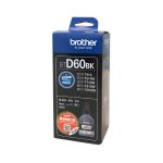 Brother BTD60BK 6500páginas Negro cartucho de tinta dir