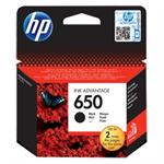 HP CZ101AE (650) Printhead black, 360 pages, 14ml