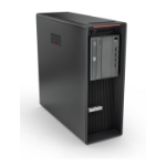 Lenovo ThinkStation P520 W-2133 Tower Intel® Xeon® 16 GB DDR4-SDRAM 512 GB SSD Windows 10 Pro for Workstations Workstation Black