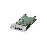 Cisco NIM-4FXSP= voice network module FXS