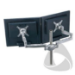 Allcam MDM05G Grey flat panel wall mount