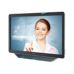 "CTOUCH 65"" Leddura XT LED, Black Bezel, 4 Point Touch, A/R Screen, Sound bar optional * Non stock - check"