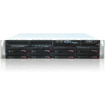 Supermicro SC825TQ-563LPB Rack Black 560 W