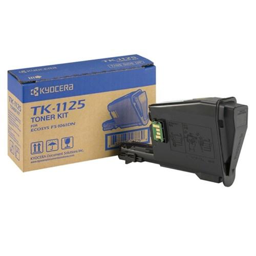 KYOCERA 1T02M70NL0 (TK-1125) Toner black, 2.1K pages