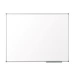 Nobo Prestige Enamel Magnetic Eco Whiteboard 600x450mm with Aluminium Trim