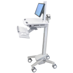 Ergotron StyleView Cart Multimedia cart White Notebook