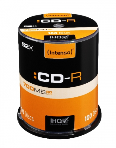 Intenso CD-R 700MB CD-R 700MB 100pc(s)