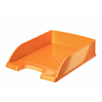 Leitz WOW desk tray Polystyrene Orange