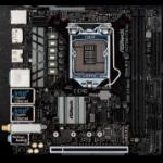 Asrock H370M-ITX/ac LGA 1151 (Socket H4) Intel® H370 mini ITX