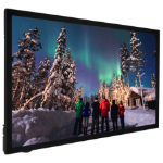 "Vestel IFC65TI632/6 signage display 165.1 cm (65"") LED 4K Ultra HD Touchscreen Interactive flat panel Black"