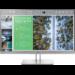 "HP EliteDisplay E243 60.5 cm (23.8"") 1920 x 1080 pixels Full HD LED Black, Silver"
