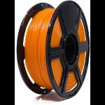 Gearlab GLB251004 3D printing material Polylactic acid (PLA) Orange 1 kg