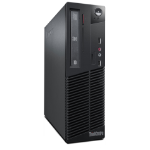 Lenovo ThinkCentre M73 3.2GHz i5-4460 SFF Black PC