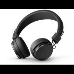 Urbanears Plattan 2 Bluetooth Black Circumaural Handheld