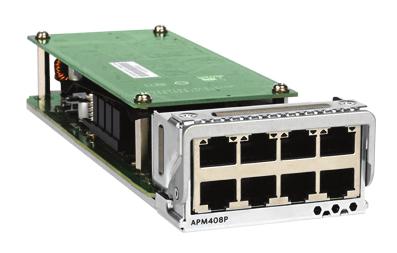 Netgear APM408P-10000S network switch module 10 Gigabit Ethernet