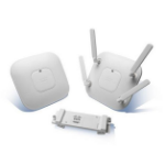 Industrial Wireless AP 3702 4 antenna ports on top