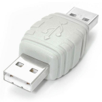 StarTech.com Adaptador de Cable USB A Macho a USB A Macho