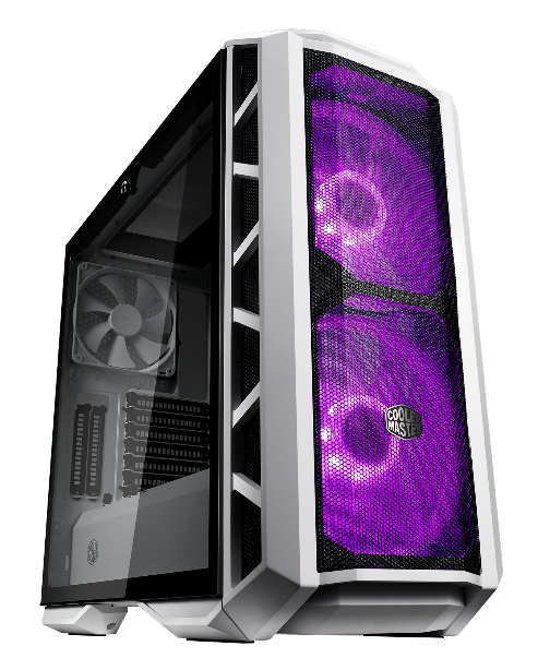 Cooler Master MasterCase H500P Midi-Tower White